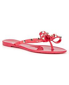 Olivia Miller Women's Valtos Jelly Sandals