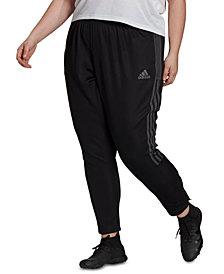 adidas Plus Size Tiro 21 Track Pants