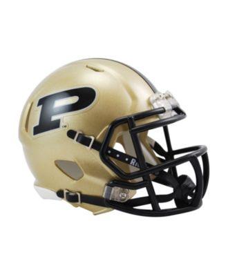 Riddell Purdue Boilermakers Speed Mini Helmet