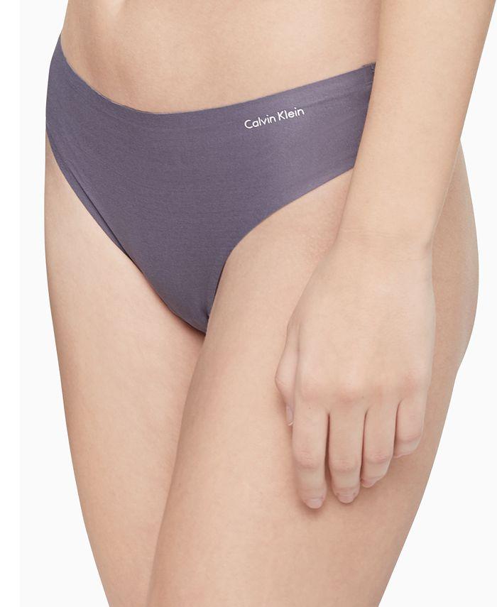 Calvin Klein - Women's One Size Thong QF5604