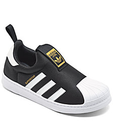 adidas Originals Little Kids Superstar 360 Slip-On Casual Sneakers from Finish Line