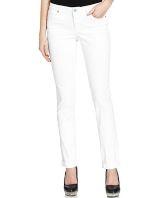Sale alerts for  s&co. Skinny Ankle Jeans, White Wash - Covvet