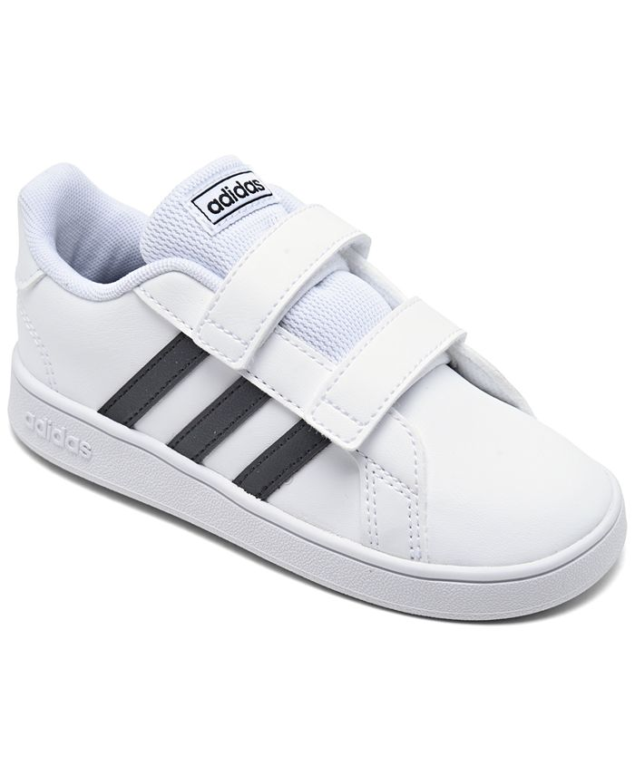 adidas - Toddler Boys' Grand Court Casual Sneakers from Finish Line