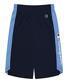 Big Boys Script Basketball Shorts