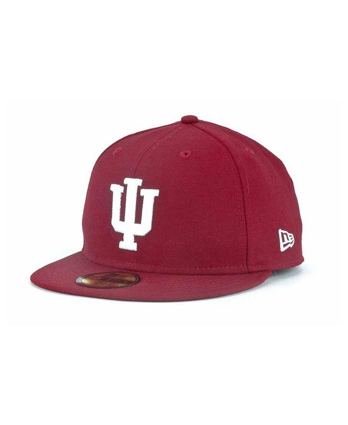 New Era - Indiana Hoosiers 59FIFTY Cap