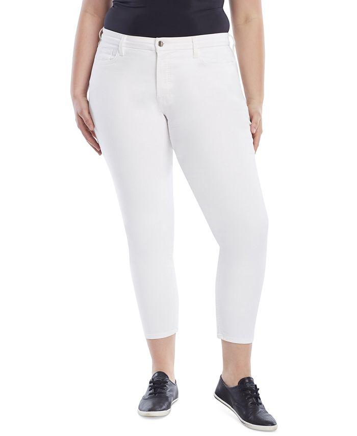 JEN7 - Skinny Ankle Jeans