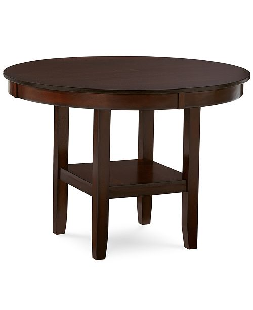 Furniture Branton Round Dining Table Reviews Furniture Macy S