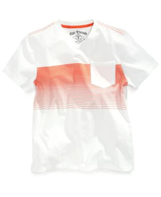Boys' Stripe Pocket Tee