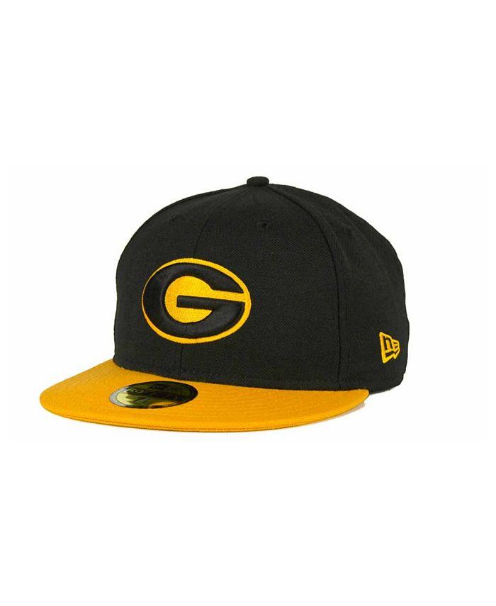New Era - Grambling Tigers NCAA 2 Tone 59FIFTY Cap
