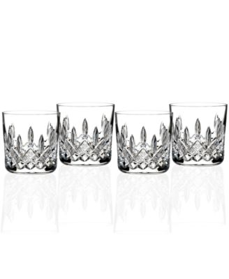 Waterford Set of 4 Lismore Tumblers