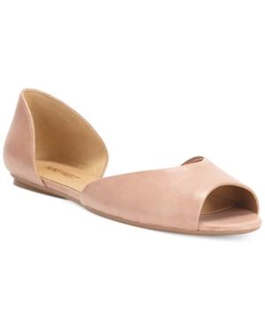 Nine West Byteme d'Orsay Flats Women's Shoes