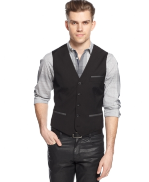Bar Iii 5 Button Vest $ 34.99