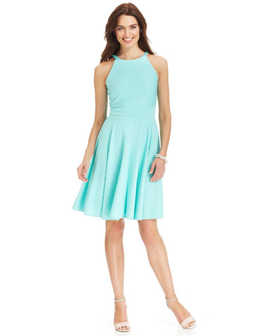 Alex Evenings Off The Shoulder Taffeta Evening Gown Dresses Women
