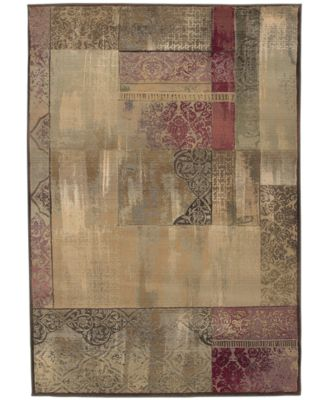 Area Rug, Generations 1527X Dreamscape 4' x 5'9