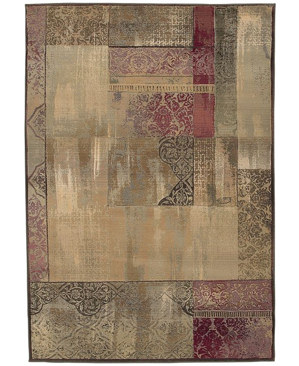 Oriental Weavers Area Rug, Generations 1527X Dreamscape 4' x 5'9""