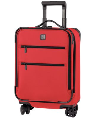 "CLOSEOUT! 45% Off Victorinox Lexicon 20"" Global Carry On Expandable Spinner Suitcase"