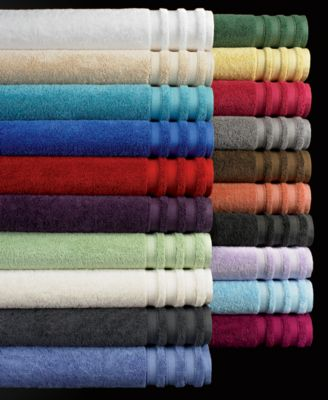 "Charter Club Classic Pima Cotton 30"" x 56"" Bath Towel"
