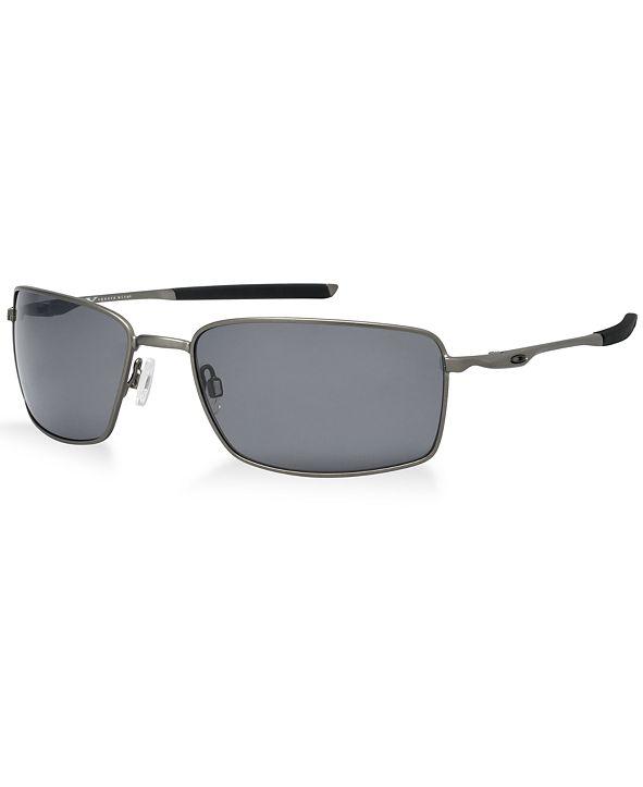 Oakley Polarized Square Wire Polarized Sunglasses , OO4075