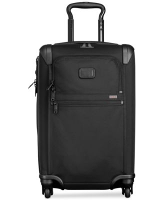 "Tumi Alpha 2 22"" International Carry On Expandable Spinner Suitcase"