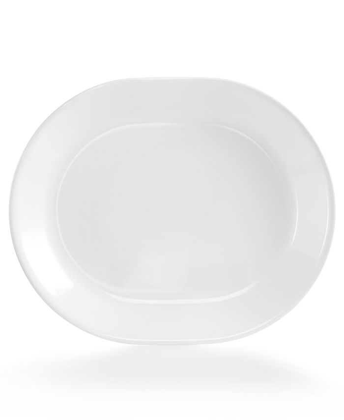 Corelle - White Serving Platter