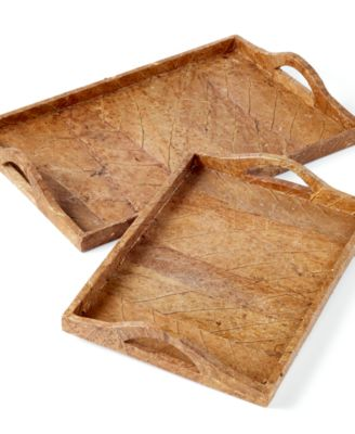 Heart of Haiti Medium Tobacco Leaf Tray