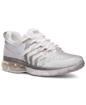 Nike Men's Fingertrap Air Max Training Sneakers from Finish Line $ 124.99