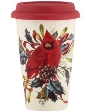 Lenox Winter Greetings Travel Mug