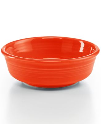 Fiesta Poppy Small Bowl