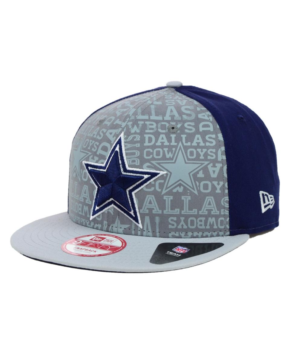 New Era Kids Dallas Cowboys NFL Draft 2014 9FIFTY Snapback Cap   Sports Fan Shop By Lids   Men