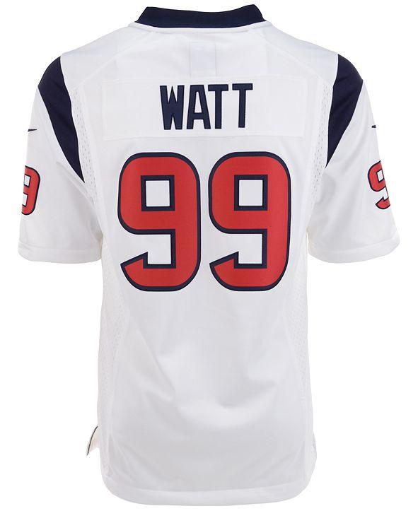 Nike Men's J.J. Watt Houston Texans Limited Jersey