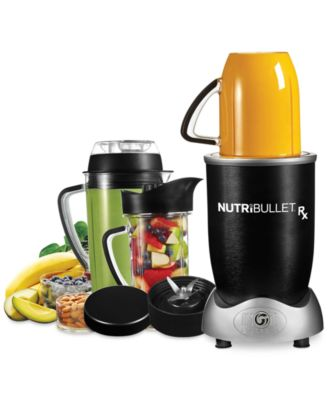 NutriBullet Rx 1700-Watt Blender by Magic Bullet