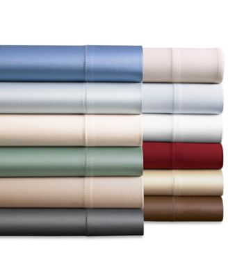 Hotel Collection Pair of 600 Thread Count Standard Pillowcases