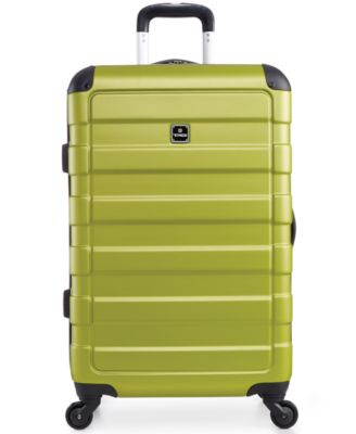 "Tag Matrix 24"" Hardside Spinner Suitcase, Only at Macy's"