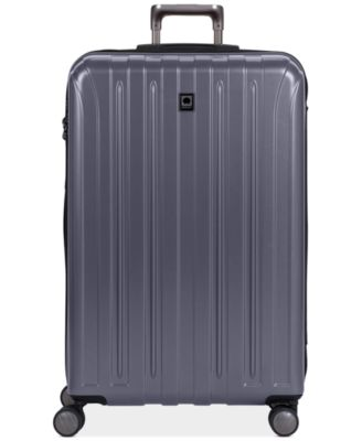"CLOSEOUT! Delsey Helium Titanium 29"" Expandable Hardside Spinner Suitcase"