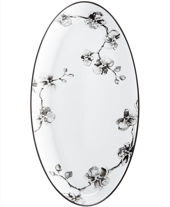 Michael Aram - Black Orchid Oval Platter