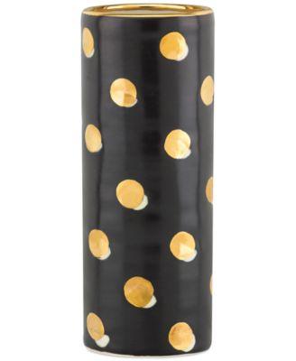 "kate spade new york Sunset Street Cylinder 10.5"" Vase"