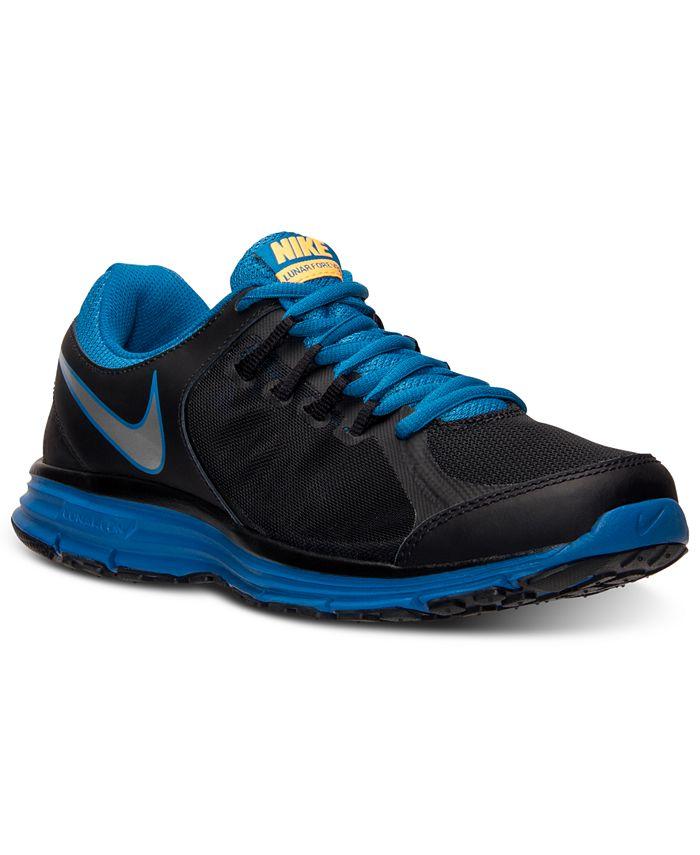 Nike - Men's Lunar Forever 3 Running Sneakers from Finish Line