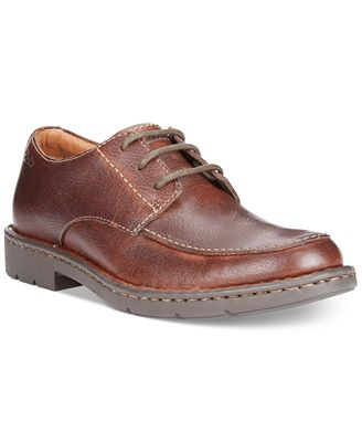 clarks stratton time casual lace up shoes shoes