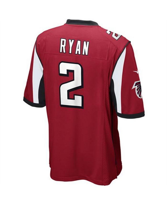 Nike - Boys' Matt Ryan Atlanta Falcons Game Jersey