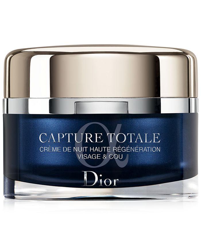 Dior - Capture Totale Intensive Night Restorative Crème, 60 ml