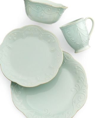 Lenox Dinnerware French Perle Bead White Collection icon  sc 1 st  French-Luxury.com & Dinnerware with classic French style for relaxed elegance.