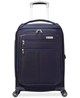 "CLOSEOUT! Samsonite Sphere Lite 21"" Expandable Spinner Carry On Suitcase, Only at Macy's"