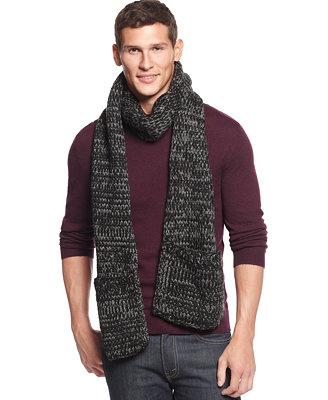 michael kors multi knit pocket scarf hats gloves