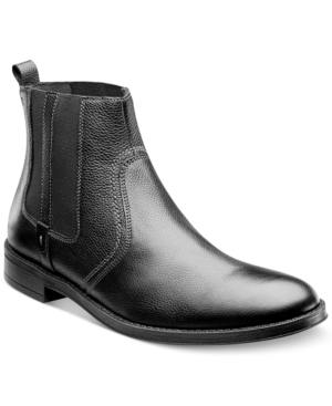 Stacy Adams Carnaby Chelsea Boots Mens Shoes $89.99 AT vintagedancer.com