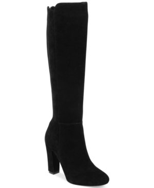 Vince Camuto Carleen High Heel Dress Boots Women's Shoes