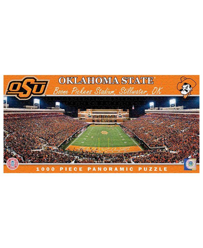 MasterPieces Puzzles - Oklahoma State Cowboys Panoramic Stadium Puzzle