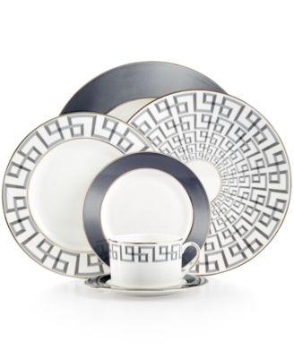 Darius Silver Salad Plate
