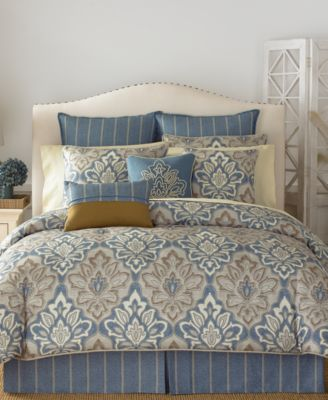 Croscill Captain's Quarters California King Comforter Set