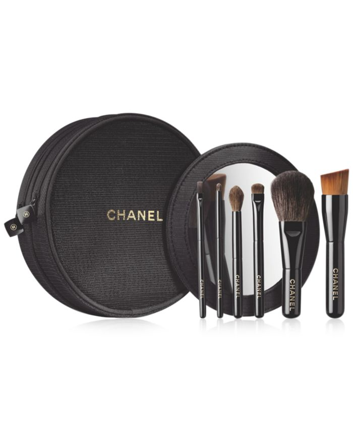 CHANEL Mini Brush Set