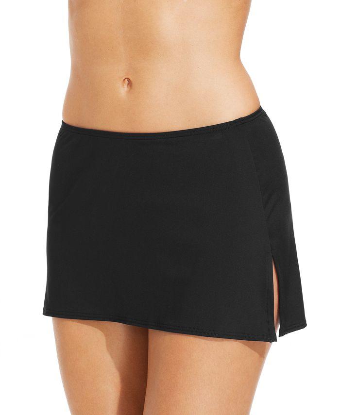 Coco Reef - Solid Slit Swim Skirt